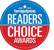 Farragut Press Reader Choice Award