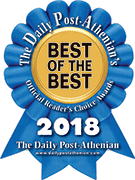 The Daily Post-Athenian's 2018 Reader's Choice